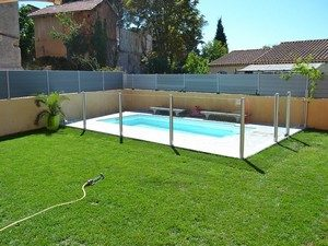 Cl ture piscine montpellier barriere piscine montpellier for Protection enfant piscine